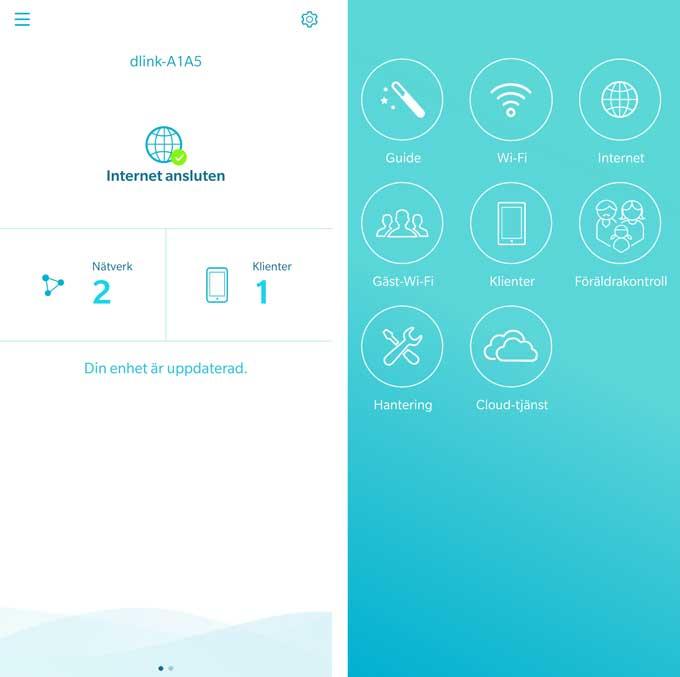 D-link wifi app