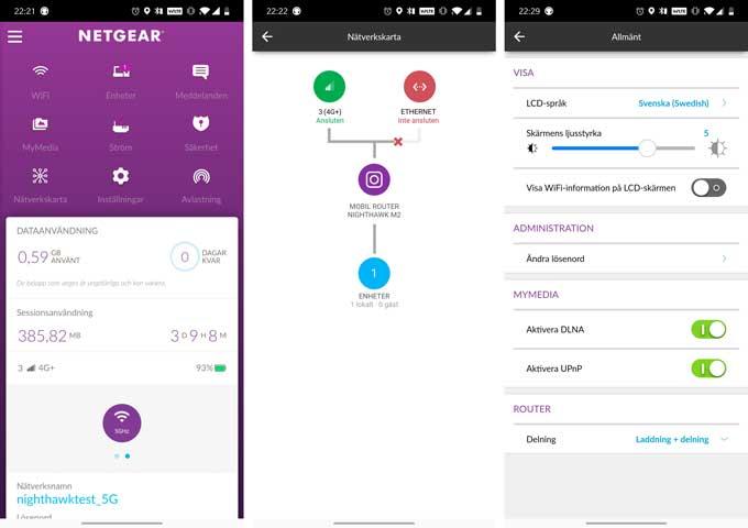 Netgear app