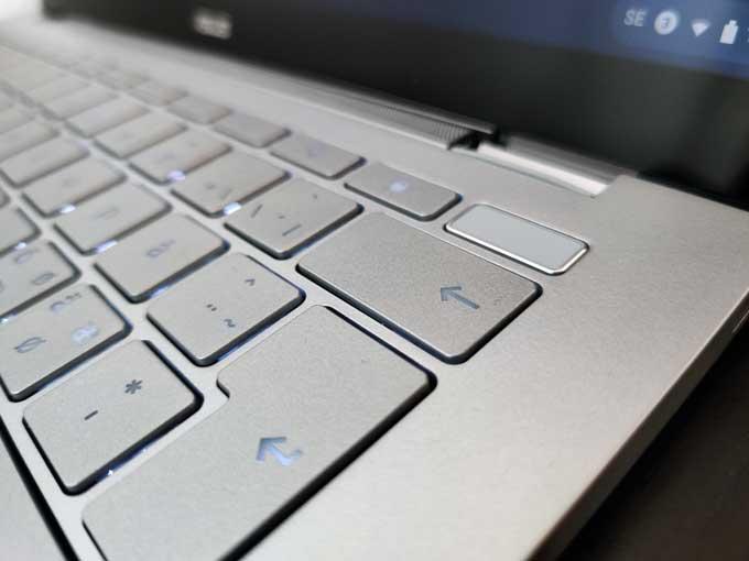 Chromebook Flip C436 tangentbord