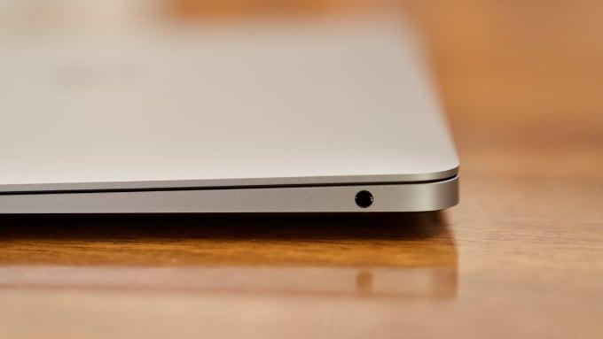 Test Macbook Air 2020