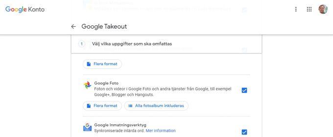 Google Foton