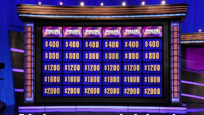 Jeopardy Zoom