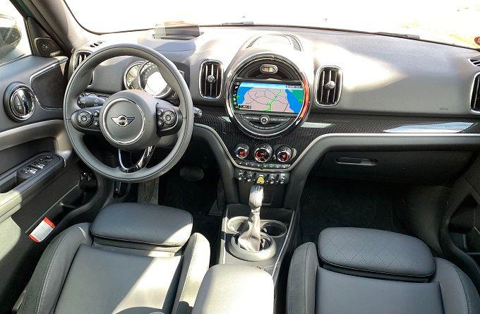 Cooper SE All4 Countryman Plug in-hybrid