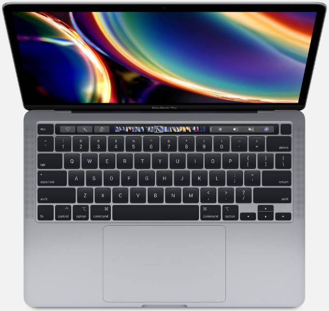 Macbook Pro 13 tum