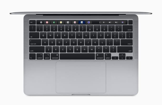Test Macbook Pro 2020 2,0 GHz