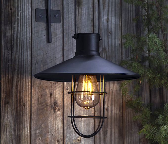Nortlight solcellslampa