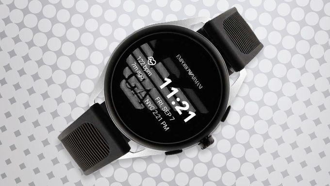 Emporio Armani Connected Smartwatch 3