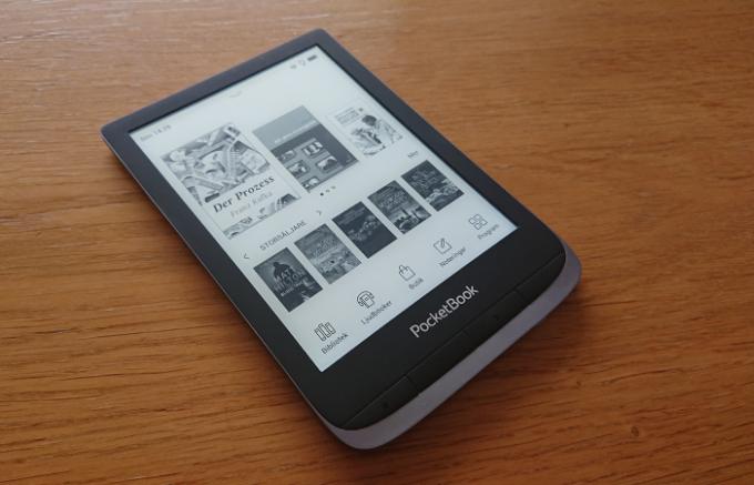 Läsplattan Touch HD 3