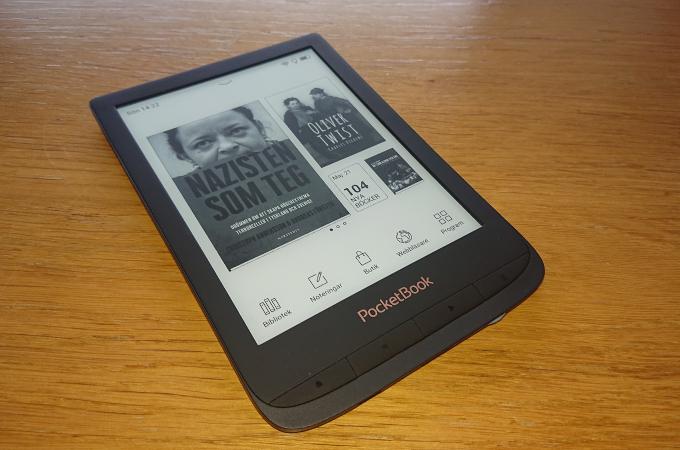 E-boksläsaren Touch Lux 4