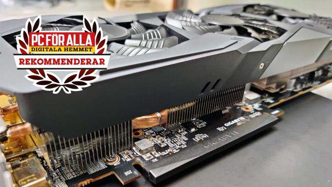 Gigabyte Radeon RX 5600 XT Gaming OC 6G