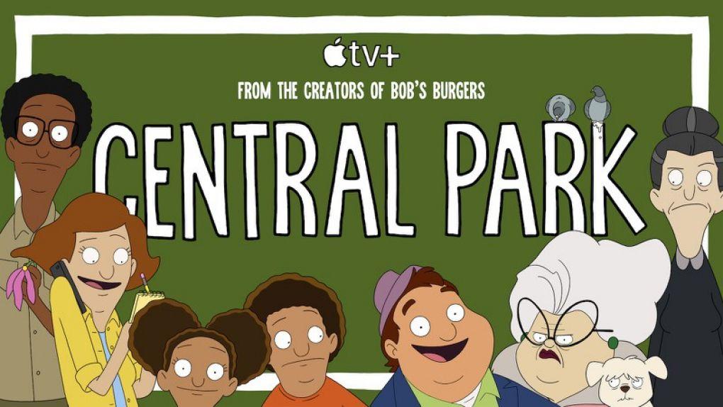 Premiär för Central Park på Apple TV Plus