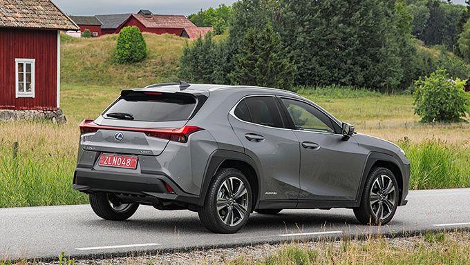 Test Lexus UX 250