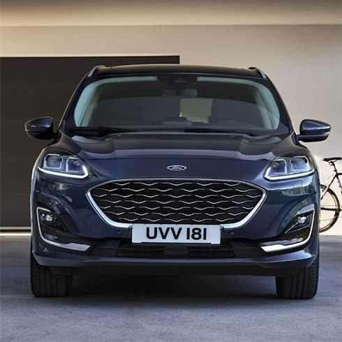 Ford Kuga Phev: Genomtänkt laddhybrid med få brister M3
