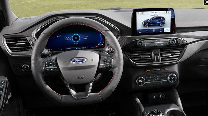 Test Ford Kuga PHEV