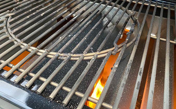 Test Weber Smokefire EX4