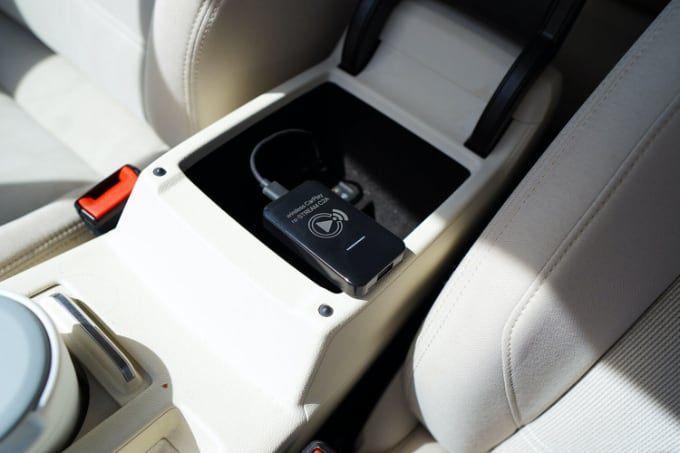 trådlös Carplay test