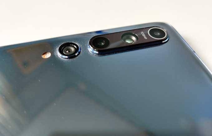 Xiaomi Mi 10 bakida