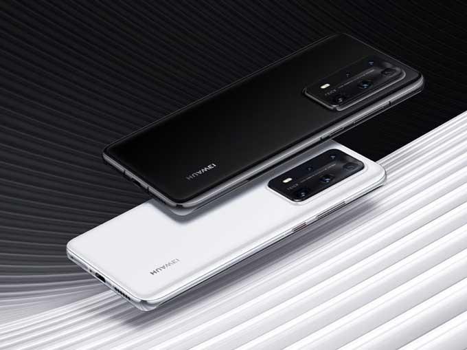 Huawei P40 Pro Plus färger