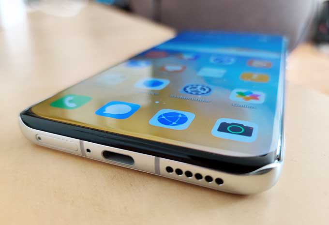 Huawei P40 Pro Plus högtalare