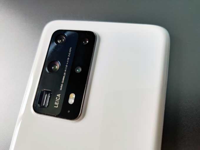 Huawei P40 Pro Plus kameror