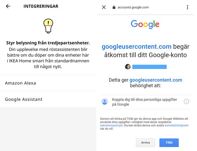 Så styr du dina lampor med rösten – i Google Home PC för Alla
