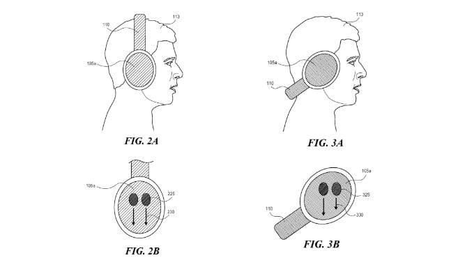 Guest control headphones Apple