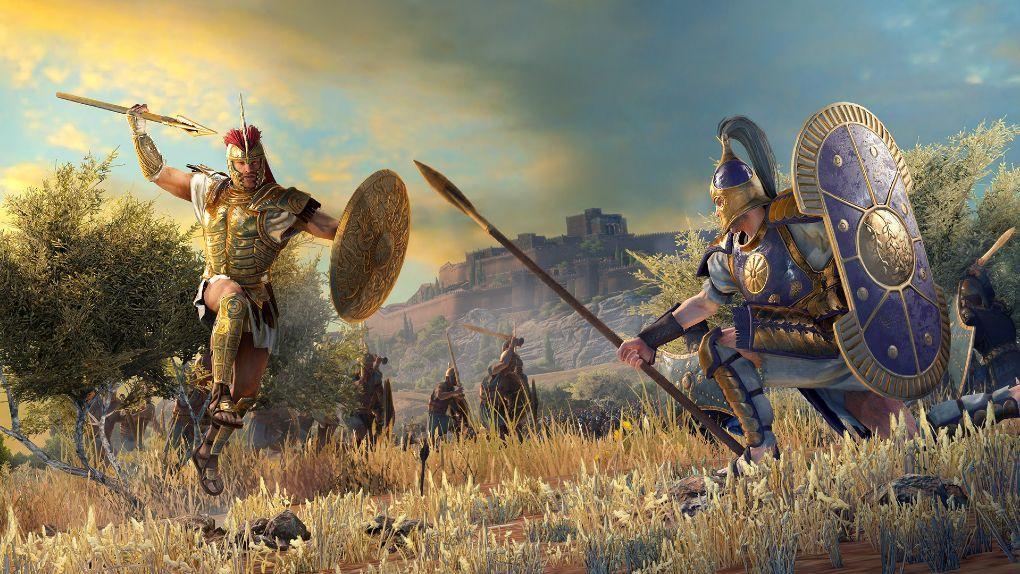 Nytt Total War-spel gratis under första dygnet på Epic Games Store