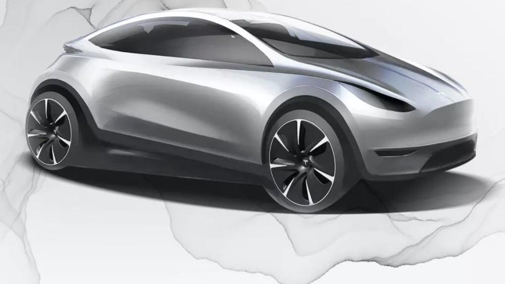 Tesla hintar om ny bilmodell – tillverkad i Kina