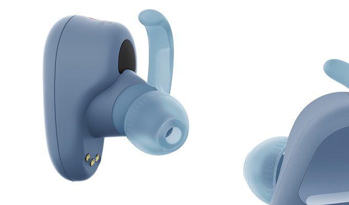 True Wireless-hörlurar för träning