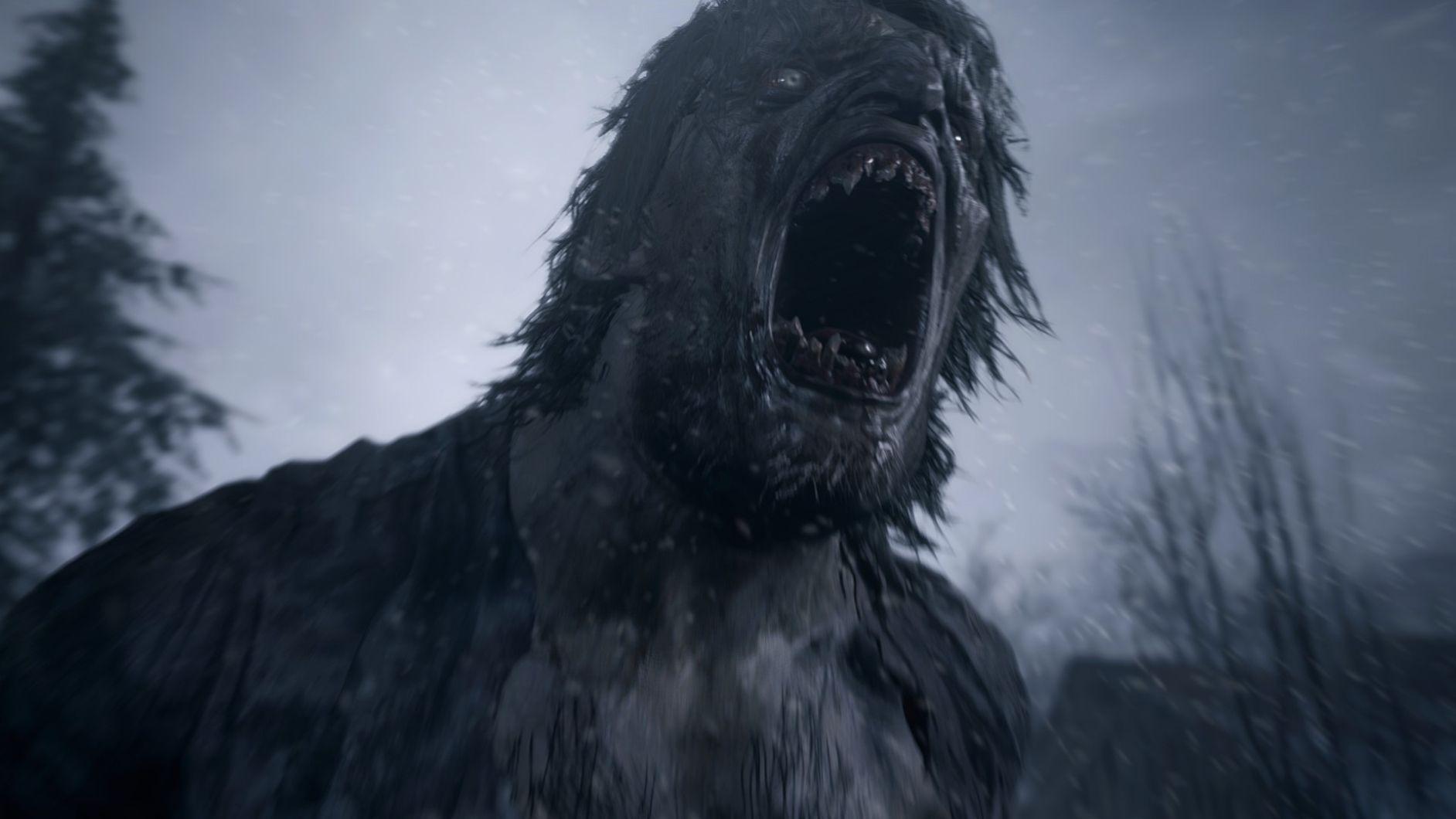 Werewolf Zombie Resident Evil 8