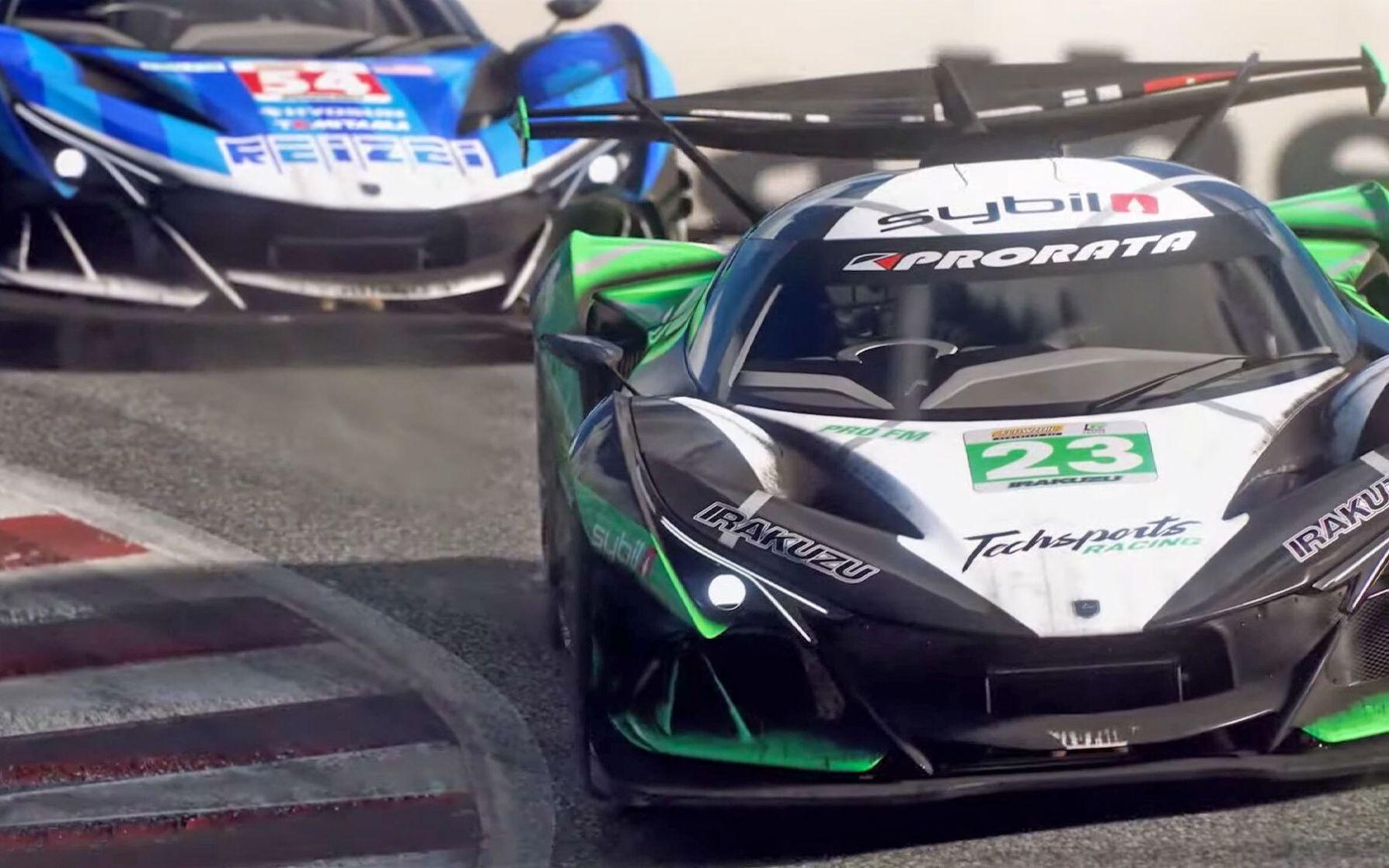 Forza bilar Xbox Series X