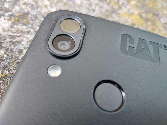 Cat S62 Pro kameror