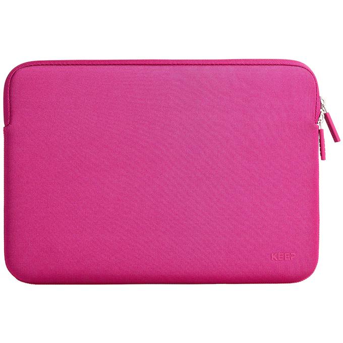 Neon-rosa sleeve