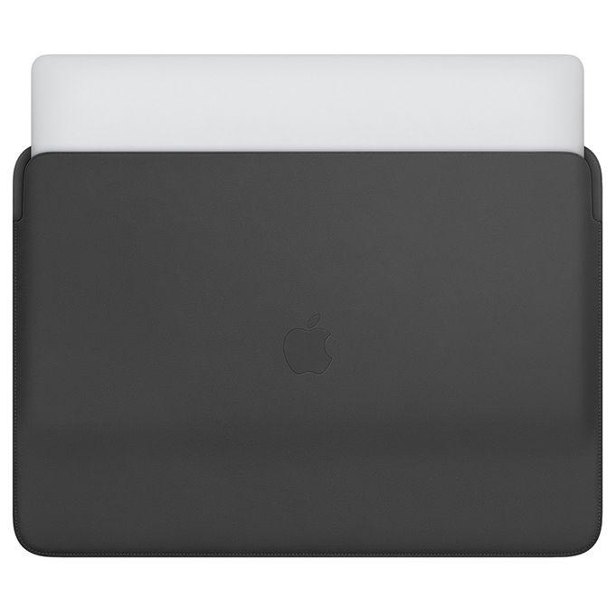 Exklusivt läderfodral till MacBook
