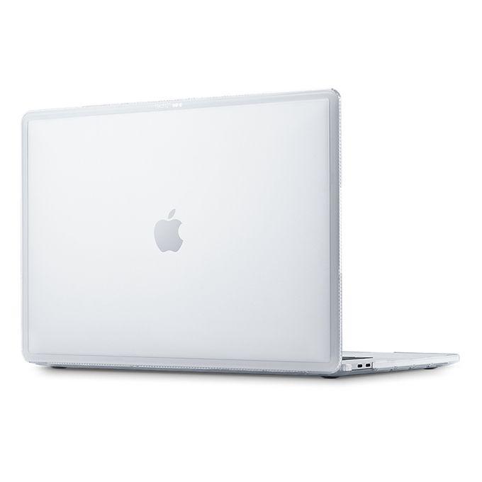 Vitt exklusivt laptopskal från Apple