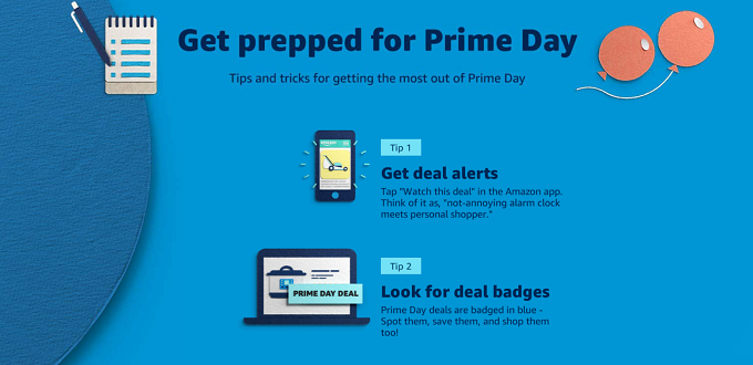 What can I find on Amazon Prime Day 2020?