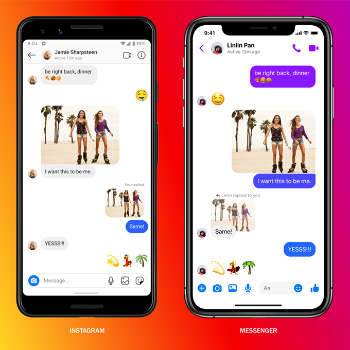 Instagram gets its own Messenger application!