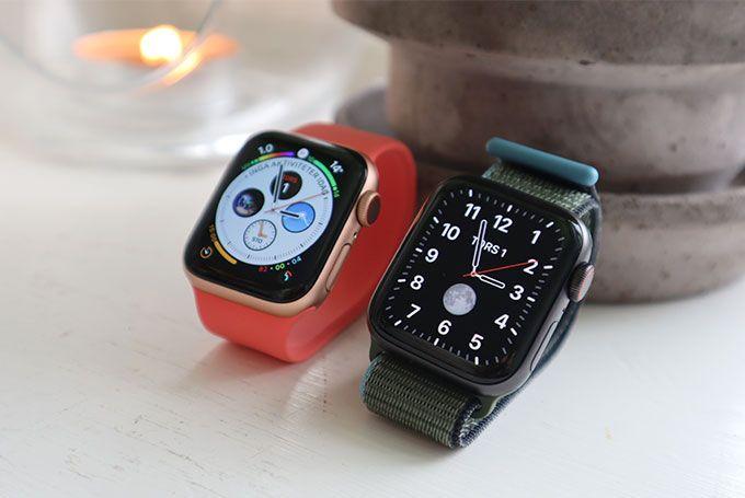 Apple Watch Series 6 och SE