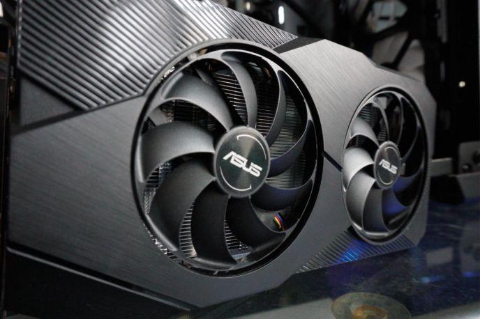 Asus Dual GeForce GTX 1660 Super EVO OC