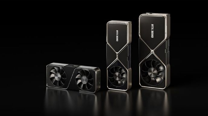 Geforce RTX 30-serien