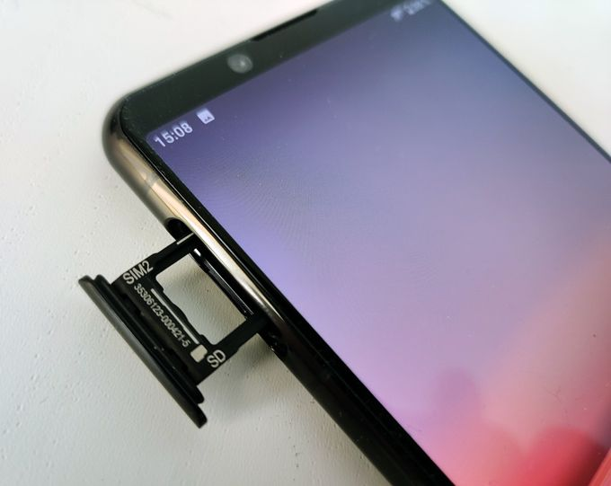 Sony Xperia 5 II lucka