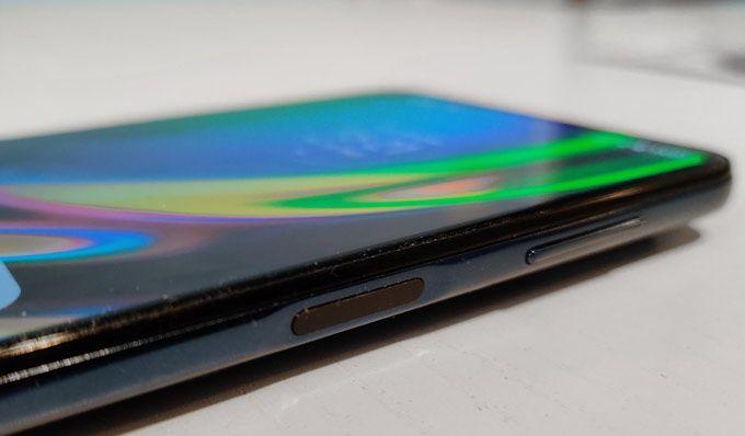 Moto G9 Plus sida