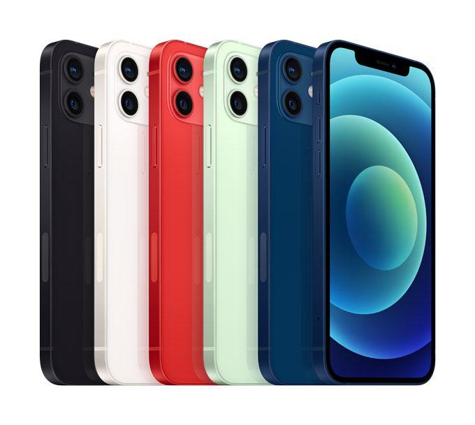 Iphone 12 färgval