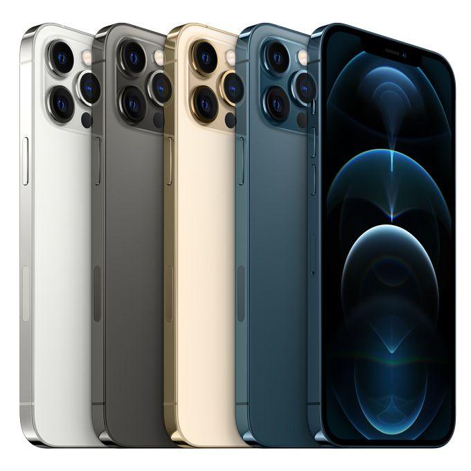 Iphone 12 Pro färger