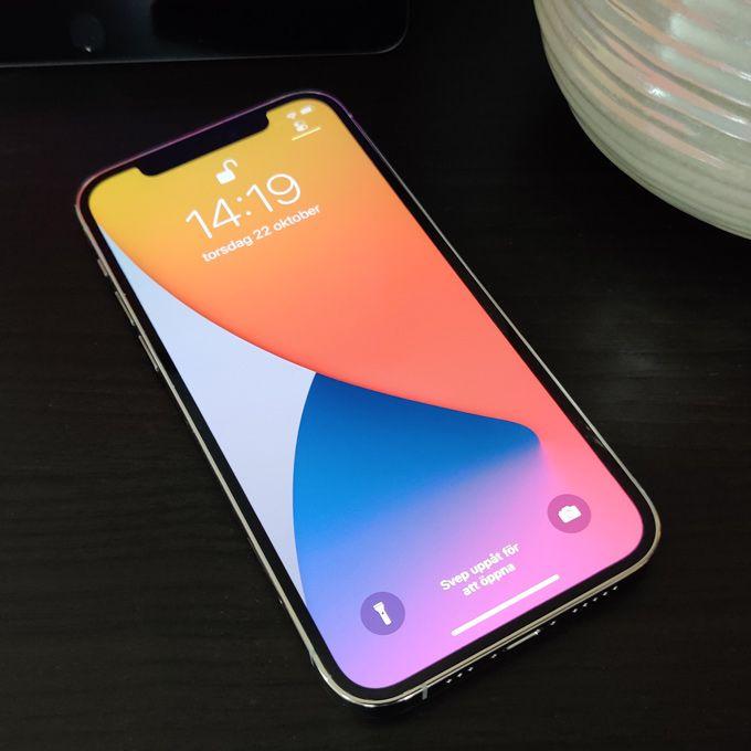 Iphone 12 Pro skärm