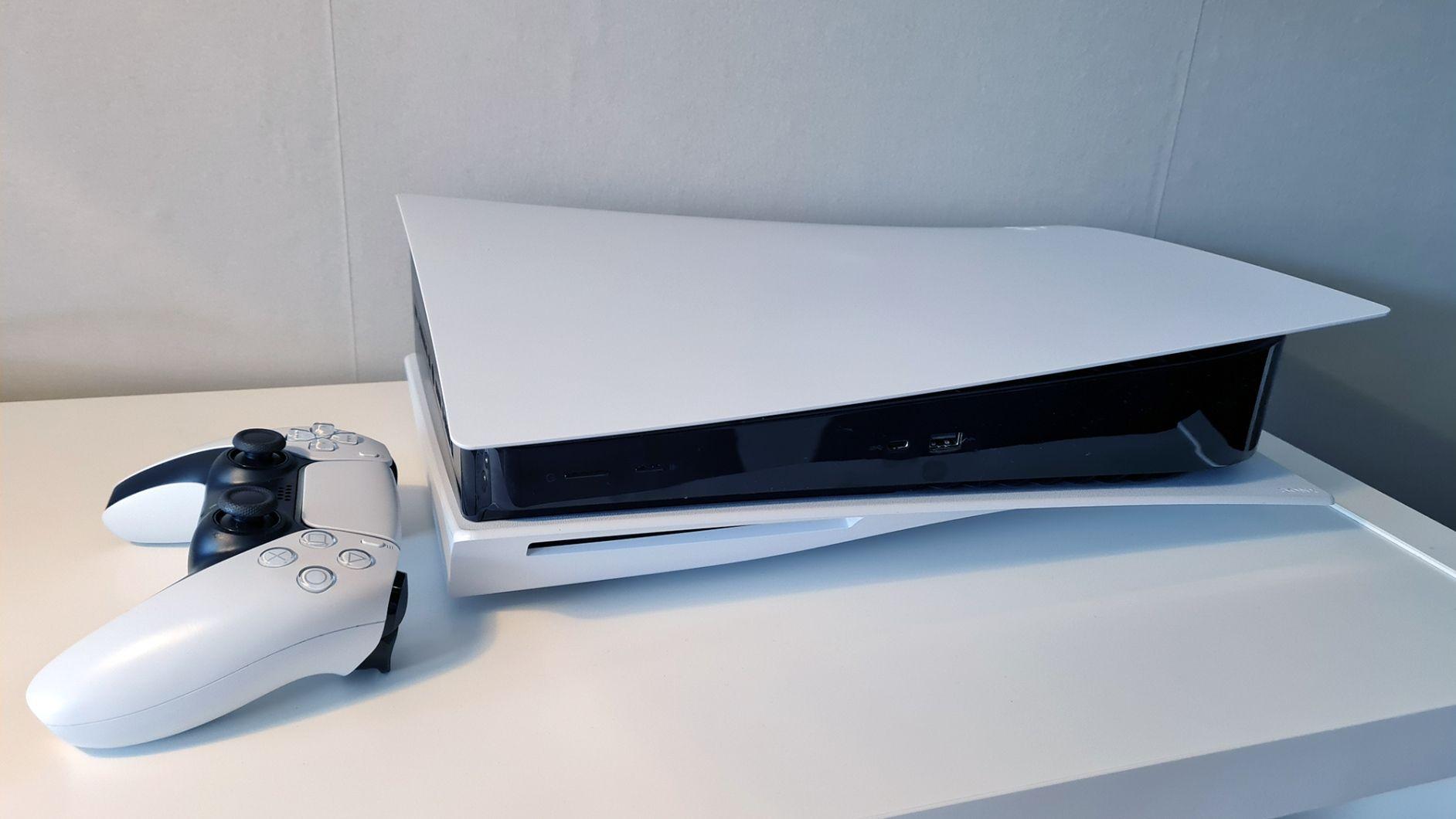 PS5 liggandes