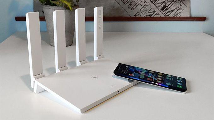 Huawei Wifi AX3 QC