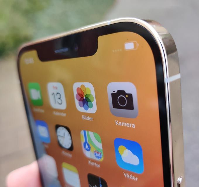 Iphone 12 Pro Max skärm