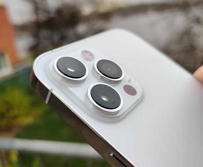 Iphone 12 Pro Max baksida