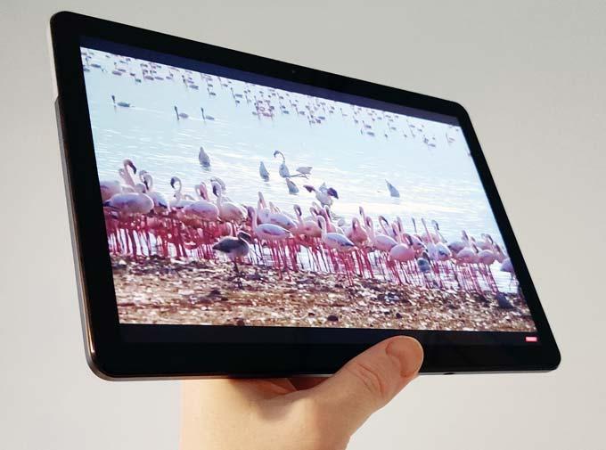 Ideapad Duet Chromebook surfplatta
